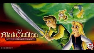 The Book Was Better: The Black Cauldron Review