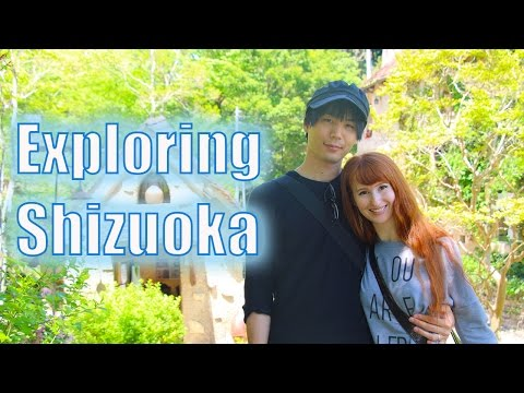 Exploring Shizuoka with Rachel and Jun