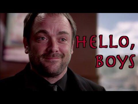 hello boys - crowley