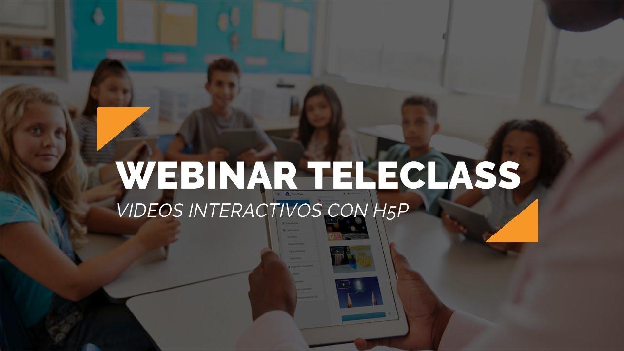 Webinar: Videos interactivos con H5P