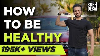 How to Stay Motivated to Be Healthy | Health Motivation