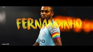 Fernandinho 2018/19 - Defensive Monster - Crazy Defensive Skills , Interceptions & Tackles