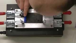 Iphone 5 / 5S Glas wechseln tauschen mit LOCA - UV Kleber und LCD Remover - Anleitung Deutsch