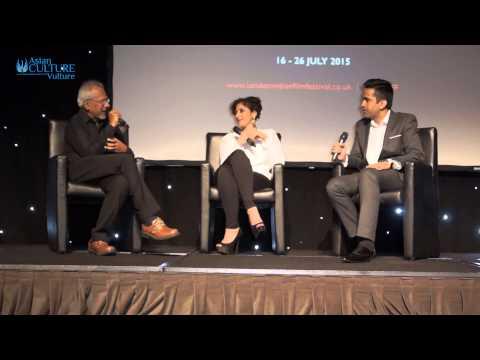 Manisha Koirala, Mani Ratnam, Asjad Nazir full Q&A Bombay for Nepal charity fundraiser LIFF2015