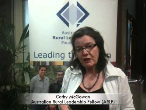 ARLP - Cathy McGowan