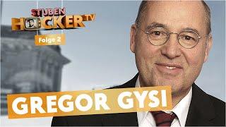 Gregor Gysi bei StubenhockerTV – Am Telefon
