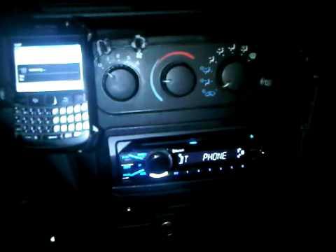 blackberry 9700 working via bluetooth with a sony mex bt2800 youtube rh youtube com Sony Xplod CDX 350MP Manual Sony Xplod Manual PDF
