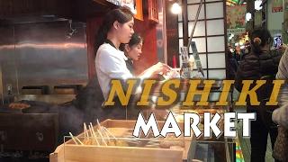 NISHIKI MARKET thumbnail