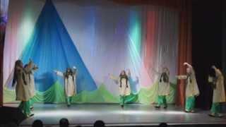 Ансамбль Юность Кавказа - Акушинский танец