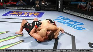 UFC 217: Bisping vs. GSP EA Sports UFC 2 Prediction