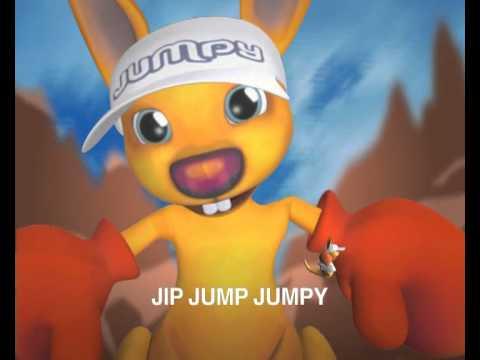 Jumpy - Jumpy le petit kangourou (Karaoke) - Tres Jolie puor les enfants!!!