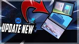 ROBLOX | UPDATE HOT JAILBREAK