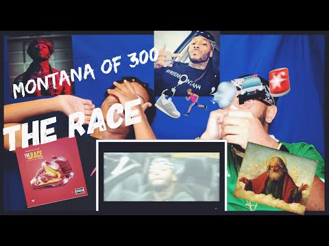 Montana Of 300 - The Race [REMIX] Shot By @AZaeProduction| FVO Reaction