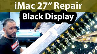 """2010 iMac 27"""" Damaged Display LVDS Connector replacement. Can we use the 2012 connector."""