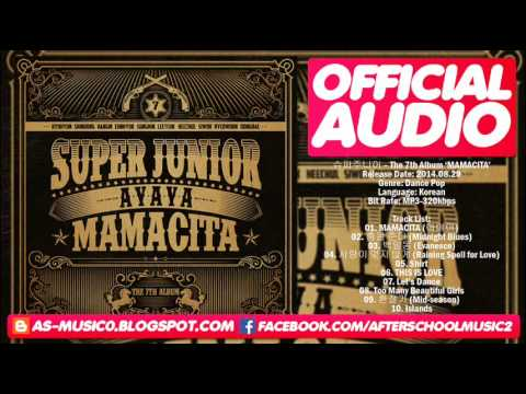 [MP3/DL]03. Super Junior (슈퍼주니어 ) - Evanesce (백일몽) [VOL.07]