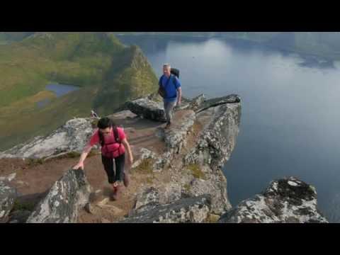 Fjelltur Segla 640 moh - (Fjordgård / Lenvik / Senja) - 2015.07.12