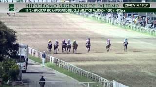 11va HANDICAP 100º ANIVERSARIO DEL CLUB ATLETICO PALERMO 28 07 2014