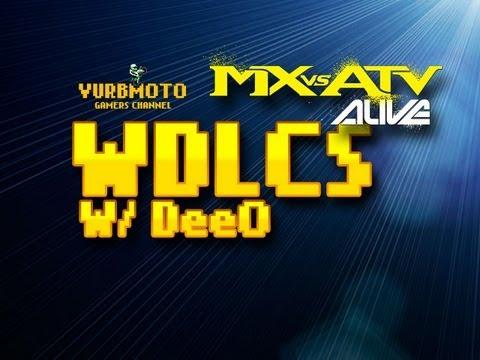 MX vs ATV Alive WDLCS + SX Minitage - MSR Assault and No Fear Optimal 2 Helmets