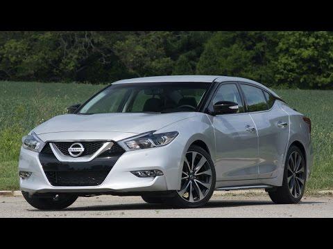 2016 Nissan Maxima Power 300 Hp Youtube