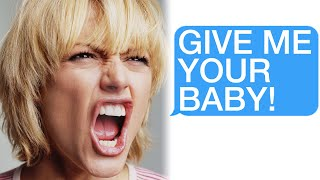 """r/Entitledparents """"I Like Your Infant More, So Let's Trade Babies!"""""""