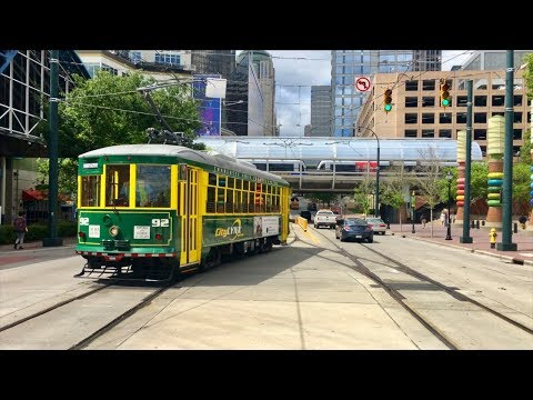 Charlotte Light Rail & Streetcar