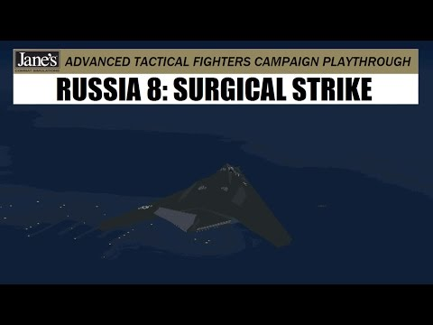 ATF - Russia Mission 8: Surgical Strike