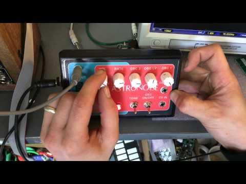 Synthrotek Atari Junk Console, Demo + CV sequenced