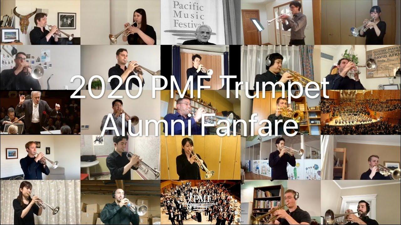 2020 Pacific Music Festival Alumni Fanfare