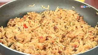 How to cook Fried Chicken Briyani & நண்டு குழம்பு!! Tamil Suvai Thedi | Ep 4 | IBC Tamil TV