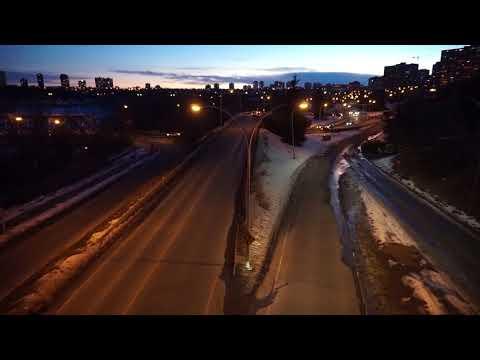 Travel: December scenes from around Edmonton's River Valley.