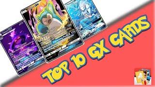 Top 10 Strongest Pokemon GX Cards   Card Maker for PKM (update) screenshot 1