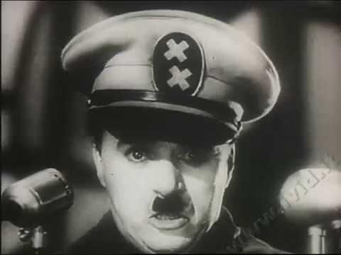 IL GRANDE DITTATORE (1940) - Trailer Italiano