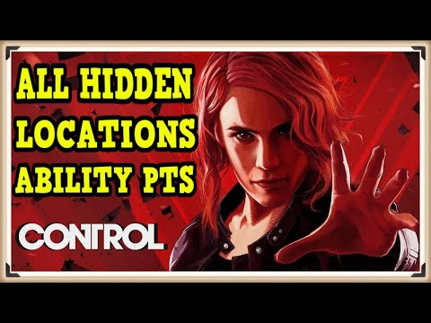 Control All Hidden Locations (Extra Ability Points)