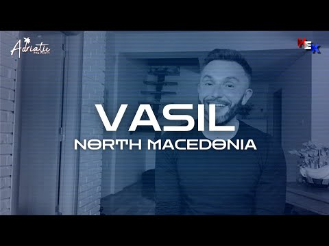 Vasil - Here I Stand (Adriatic PreParty 2021)