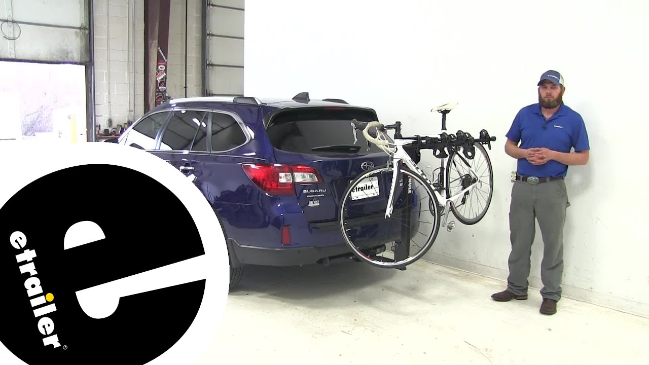 hitch bike rack reviews 2017