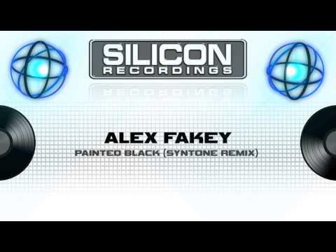 Alex Fakey - Painted Black (Syntone Mix) (SR 0425-5)