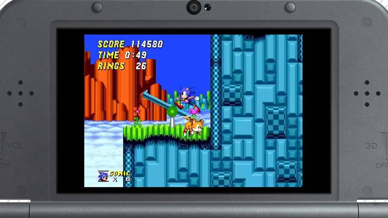 [Trailer] 3D Sonic the Hedgehog 2 - 3D Trailer