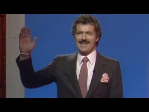 Alex Trebek Sets Record as Host of 'Jeopardy!'