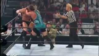 Brock Lesnar vs RVD Vengeance Highlights