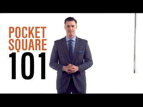 Dress Smarter Pocket Square