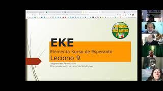 EKE – Leciono 9