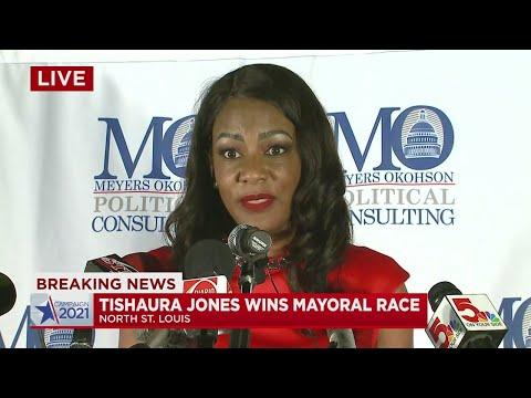 Tishaura Jones defeats Cara Spencer in St. Louis mayoral race