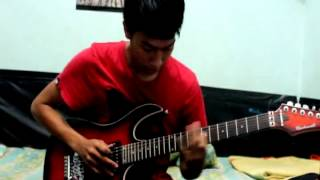 Pas Band - Jengah  (Guitar cover)