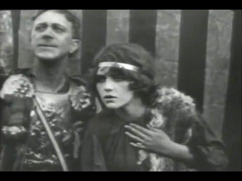 """Cymbeline"" (1913) starring Florence La Badie"