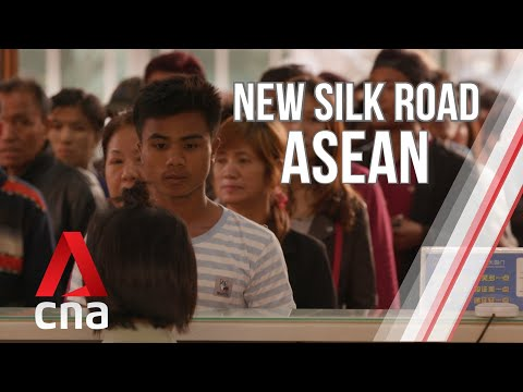 What are China's plans for the Belt & Road Initiative in ASEAN?   The New Silk Road   Full Episode