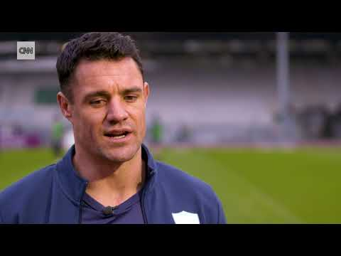 Dan Carter on Japanese rugby and New Zealand