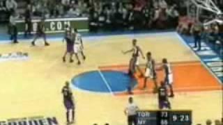 2001 NBA Playoffs: Toronto Raptors @ New York Knicks Game 5 4th Quarter Part 1