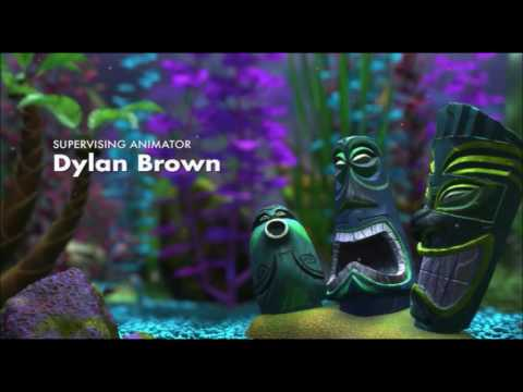 Finding Nemo End Credits (Disney Channel USA Version)
