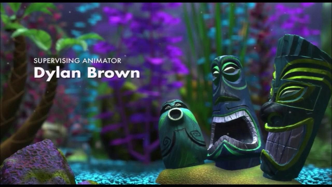 Finding Nemo End Credits Mpaa