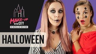 Make-up in the City w/ Monika Bagárová: Halloween (Epizoda 10)